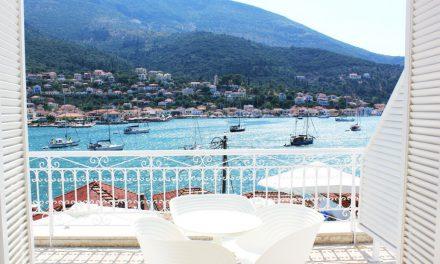 Hotel Review: Perantzada Art Hotel auf Ithaka in Griechenland