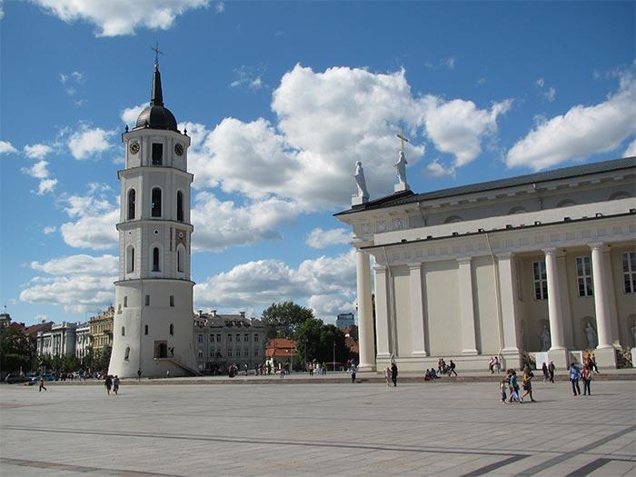 Litauen Reise Teil 2: Vilnius