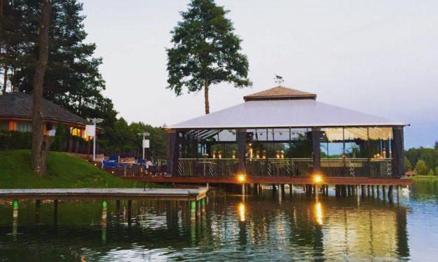 Restaurant im Hotel Esperanza in Trakai