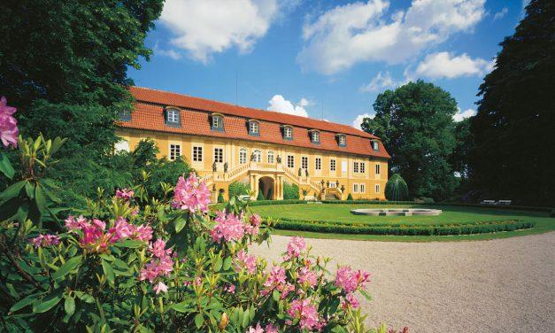 (Deutsch) Hotelbewertung: Schloss Stirin in Tschechien